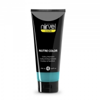 Nirvel Nutre Color Flúor Turquesa 200ml