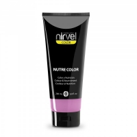 Nirvel Nutre Color Flúor Chicle 200ml