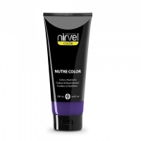 Nirvel Nutre Color Flúor Mora 200ml